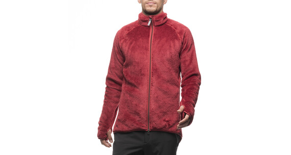 Houdini M's High Loft Sherpa Jacket Hal Red